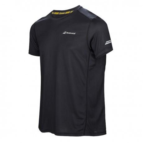 Tee-shirt Babolat Core Flag Club Men noir