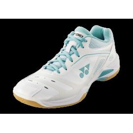 Chaussures Yonex Power Cushion 65 X lady blanche et menthe