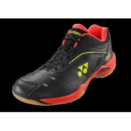 Chaussures Yonex Power Cushion 65Z men noire et rouge