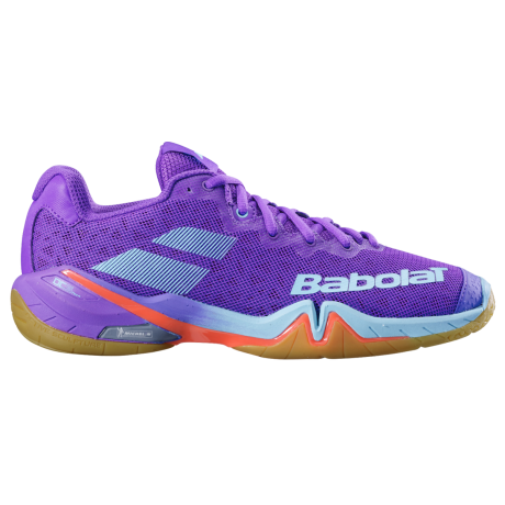 Chaussures Babolat Shadow Tour women 2019 violette