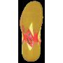 Chaussures Babolat Shadow Spirit women 2019 jaune