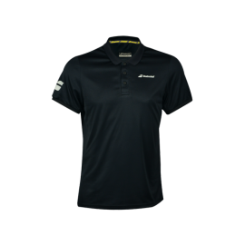 Polo Babolat Core Club men 2019 noir