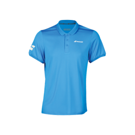 Polo Babolat Core Club men 2019 bleu