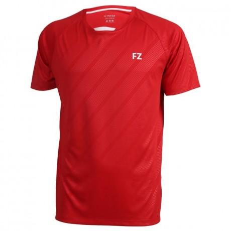 Tee-shirt Forza Hector men rouge