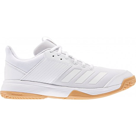 Chaussures adidas Ligra 6 blanches