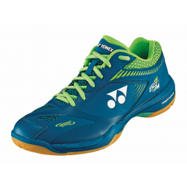Chaussures Yonex Power Cushion 65Z 2 men Wide bleue/verte