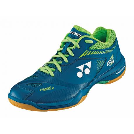 Chaussures Yonex Power Cushion 65Z 2 men Wide bleue/verte