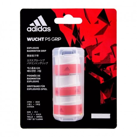 Surgrips adidas Wucht P5 X3 blancs