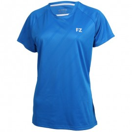 Tee-shirt Forza Hedda lady bleu