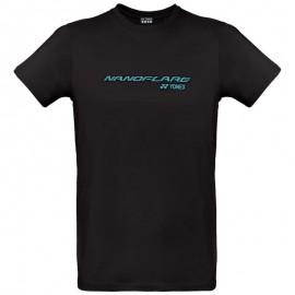Tee-shirt Yonex Nanoflare 19203EX noir/bleu