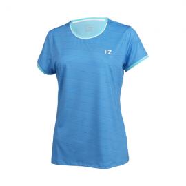 Tee-shirt Forza Hayle lady bleu
