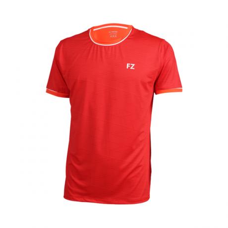 Tee-shirt Forza Haywood men rouge