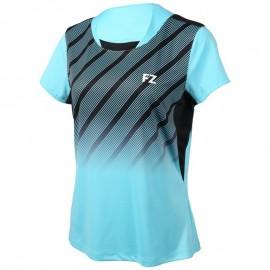 Tee-shirt Forza Habibi lady bleu
