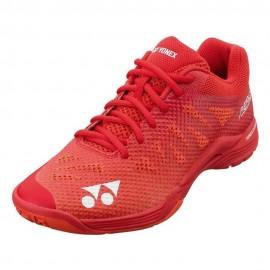 Chaussures Yonex Power Cushion Aerus 3 men rouges
