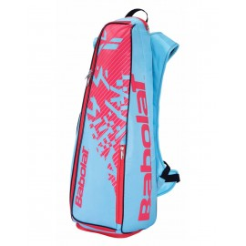 Backracq Babolat badminton x8 rose