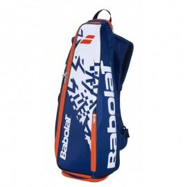 Backracq Babolat badminton x8 bleu