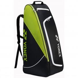 Thermobag Yonex Stand Bag 5719EX noir et jaune citron