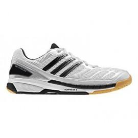 Chaussures Adidas BT Feather 2 men blanche et noire