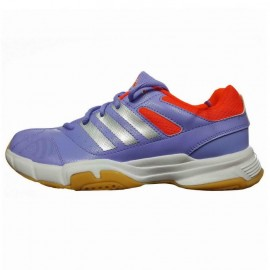 Chaussures Adidas Quickforce 3 women violette