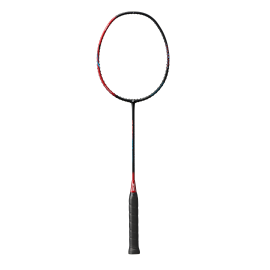 Raquette Yonex Astrox smash black flame red