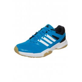 Chaussures Adidas Quickforce 3 men bleue