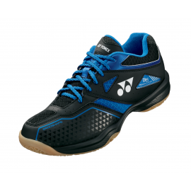 Chaussures Yonex Power Cushion 36 men noir et bleu