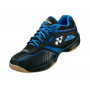Chaussures Yonex Power Cushion 36 men noir et bleu