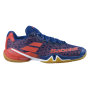 Chaussures Babolat Shadow tour men bleue et orange