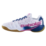 Chaussures Babolat Shadow tour lady rouge et blanc