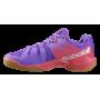 Chaussures Babolat Shadow Spirit lady violette et rose