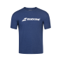 Tee-shirt Babolat exercice blue