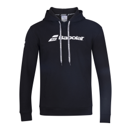 Babolat Hood sweat exercice men Black