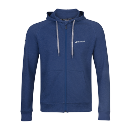 Babolat Hood sweat exercice men bleu