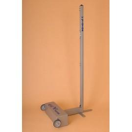 Paire de poteaux de badminton scolaire/loisirs Victor BP2