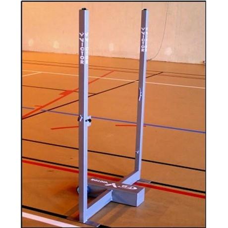 Poteaux de badminton double Victor BP3