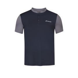 Polo Babolat play men noir