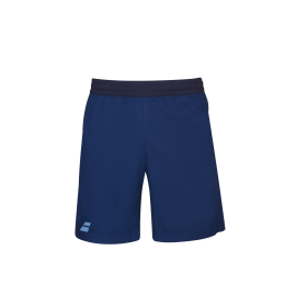 Short Babolat play men bleu