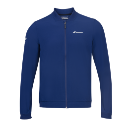 Jacket Babolat play men bleu
