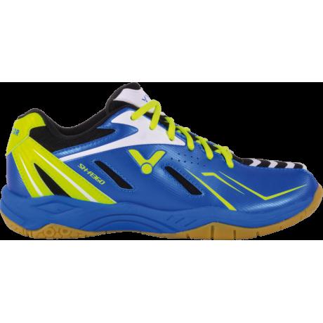 Chaussures Victor SH-A360 vertes et bleues