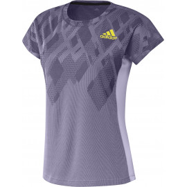 Tee-shirt Adidas Color Block lady violet