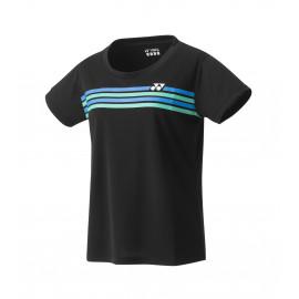Tee-shirt Yonex Crew Neck Team YW0022EX Lady noir
