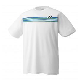 Tee-shirt Yonex Junior Crew Neck Team YJ0022EX blanc