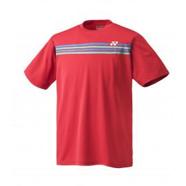 Tee-shirt Yonex Junior Crew Neck Team YJ0022EX rouge