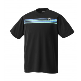 Tee-shirt Yonex Junior Crew Neck Team YJ0022EX noir