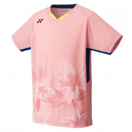 Polo Yonex 10378EX JAPAN Team men rose