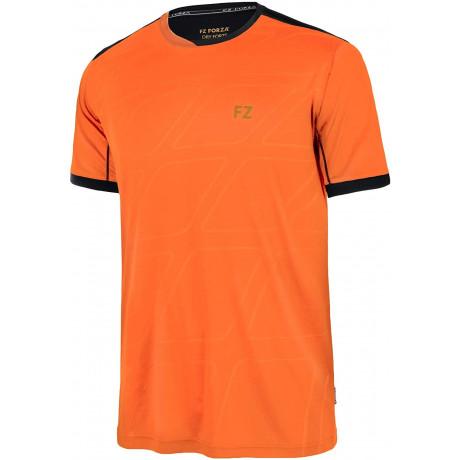 Tee-shirt Forza Glen men orange