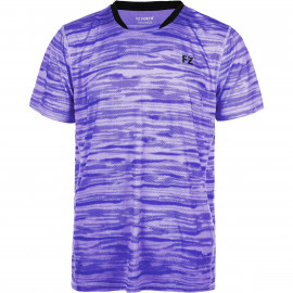 Tee-shirt Forza Malone men Purble hebe