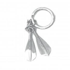 Porte-clés plumes Forza