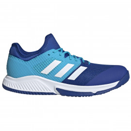 Chaussures Adidas Court Team Bounce Men Bleu