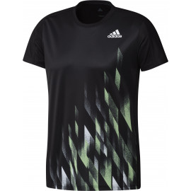 Tee-shirt Adidas Graphic men Noir